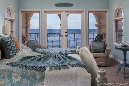 Master Bedroom - Beach House Zatara