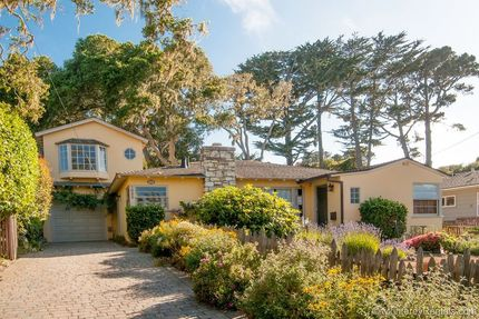 Overview - Craftsman Chateau Sandy Toes, Pacific Grove Retreat