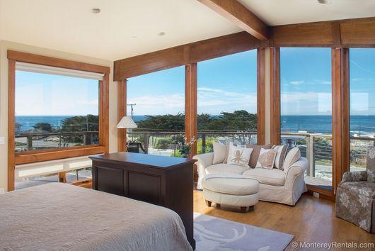 Master Bedroom   Beachouse, Asilomar