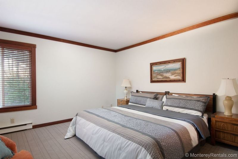 Second Bedroom - Townhome White Water, Monterey Dunes Colony