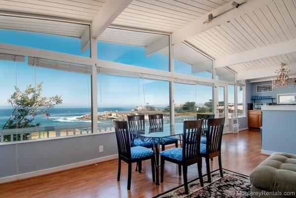 4 Bedroom Oceanfront Condo Pacific Grove Ca