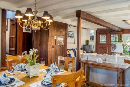 Overview - Artist Cottage, New Monterey
