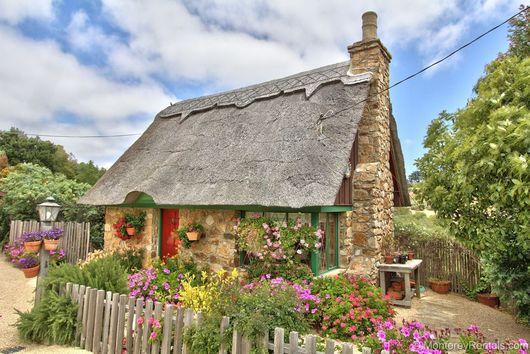 Image Gallery Storybook Cottage