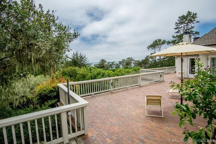 Patio/Deck - Studio Sea, Pebble Beach Estates