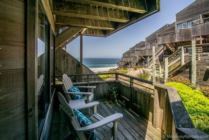 Patio/Deck - Ocean Harbor 129, Ocean Harbor House
