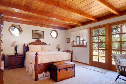 Master Bedroom - Rustic Adobe, Del Monte Park