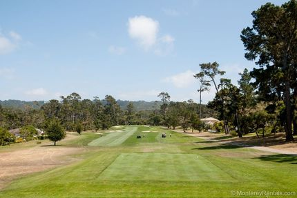 Overview - The Second Tee, Monterey Peninsula Country Club